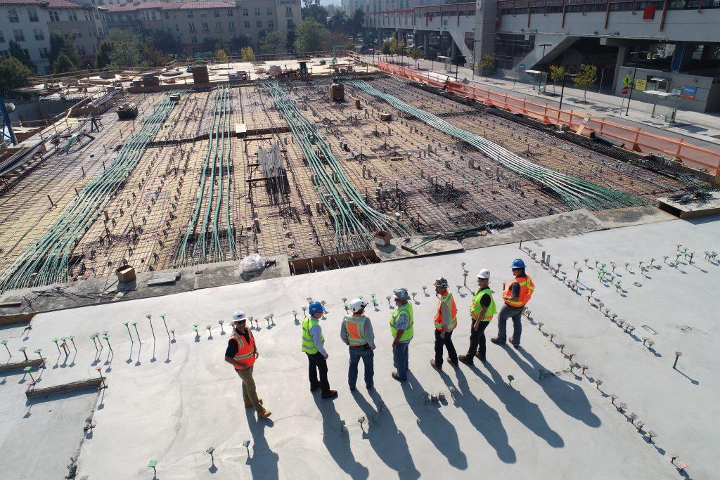Commercial Concrete project in Lincoln NE
